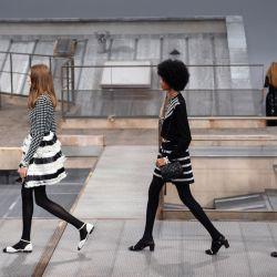 Lo más destacado del desfile de Chanel