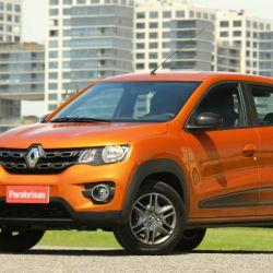 7° Renault Kwid, 991 unidades patentadas en septiembre.