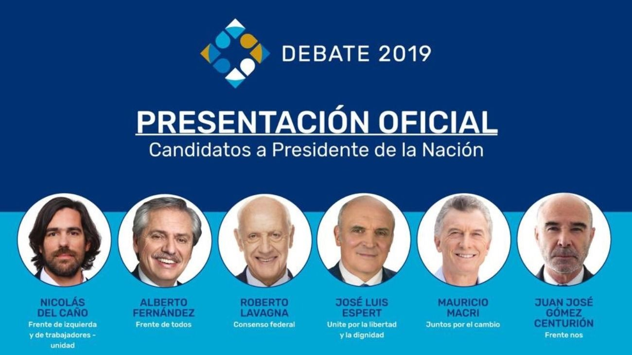La UBA medirá en tiempo real como reaccionan los votantes al debate presidencial