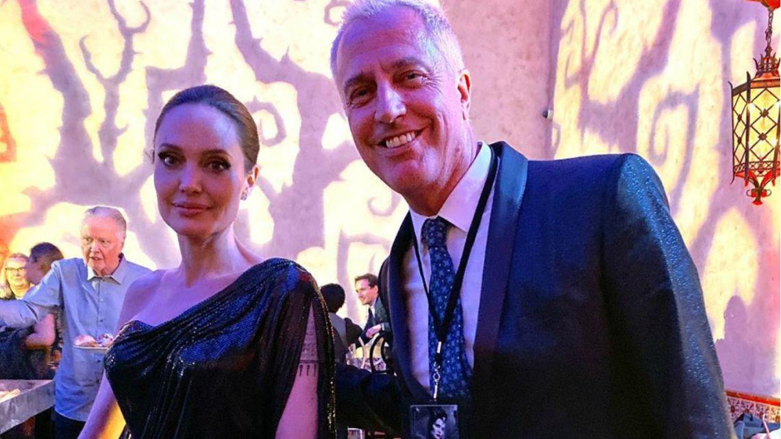 La foto de Marley y Angelina Jolie que preocupó a todos