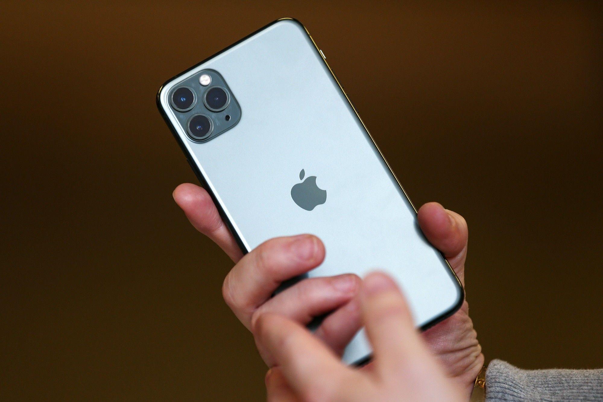 Apple eleva hasta un 10% producción de iPhone 11, según Nikkei