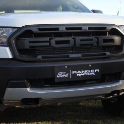 Uno de los sistemas más eficientes de la Ranger Raptor es su suspensión
