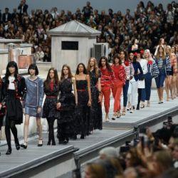 Chanel 2020, París.