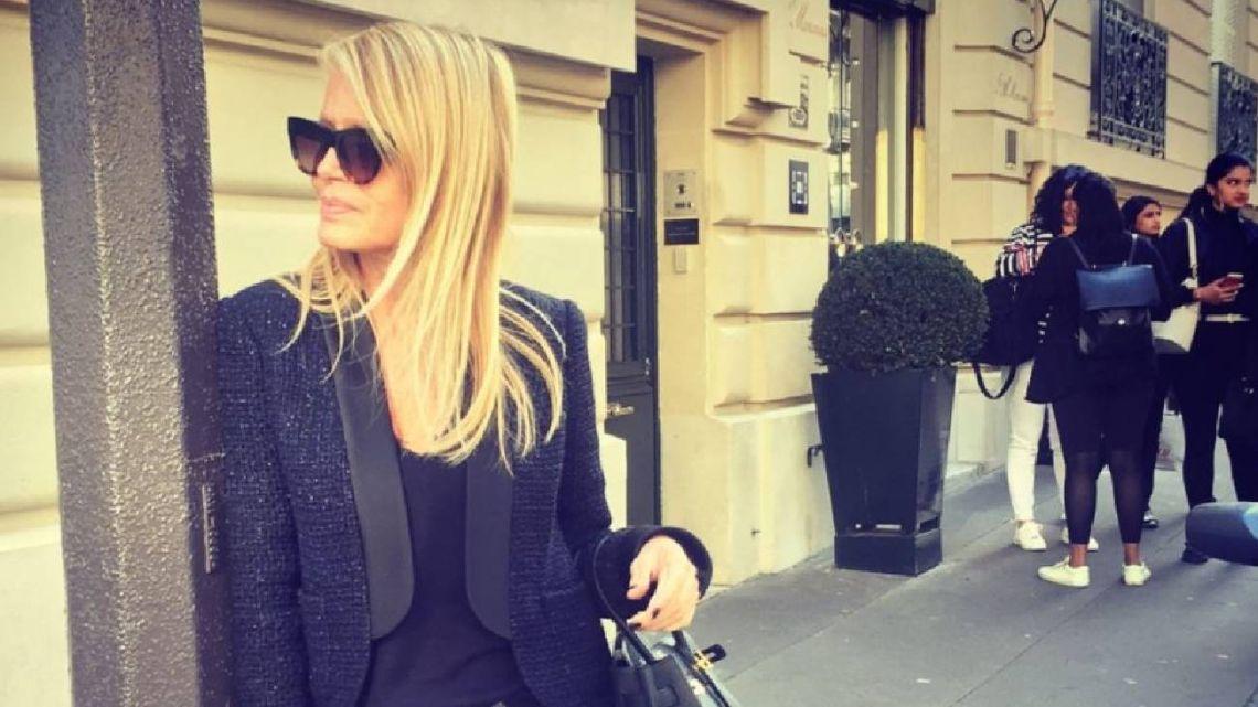 Cecilia Bolocco, ¿se postula a candidata política en París?