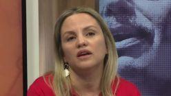 Carolina Píparo entrevistada en Lado P.