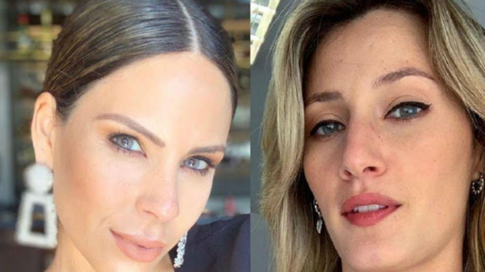 """Barby Franco acusó a Mica Viciconte de """"usar"""" a las hijas de Cubero"""