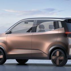 Nissan IMk concept.
