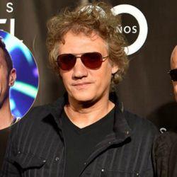 Vuelve Soda Stereo con Chris Martin