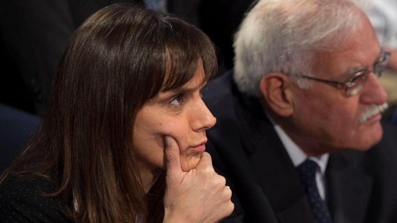 """Malena Galmarini: """"Cristina tuvo generosidad y visión política"""""""
