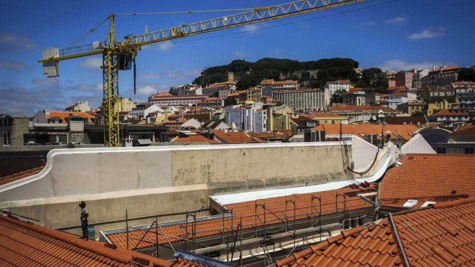 Portuguese Banks Cash In On Lisbon Property Boom