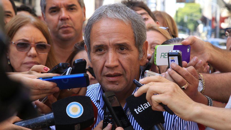 El titular del gremio bancario, Sergio Palazzo.