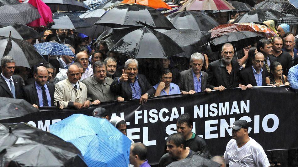Piumato con Nisman 20191003