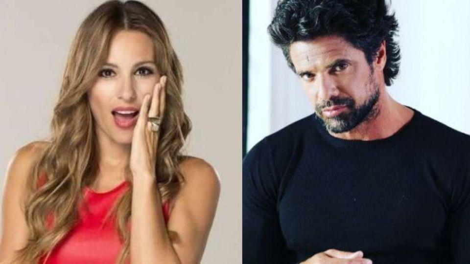 Así reaccionó Pampita al ver las fotos de Luciano Castro desnudo