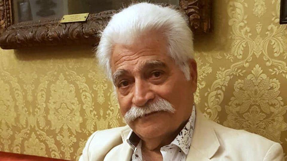 El escritor Jorge Asís
