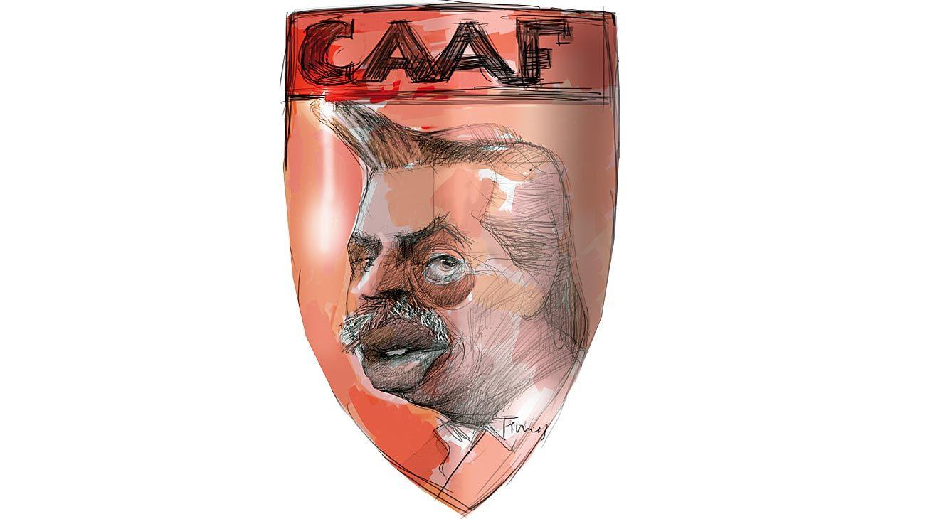 CAAF, Club Atlético Alberto Fernández.