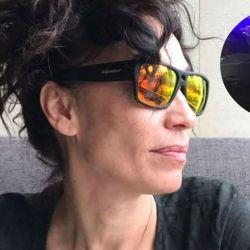 Ernestina Pais chocó en Vicente López
