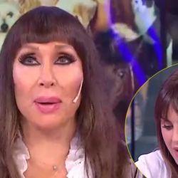 Moria Casán y Silvina Luna