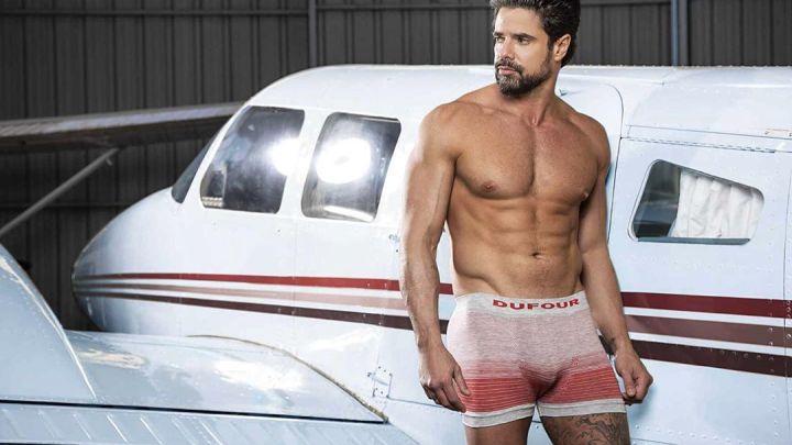 Luciano Castro volvió a las redes sociales