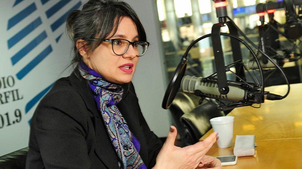 Gisela Marziotta preside el Observatorio Gente en Movimiento