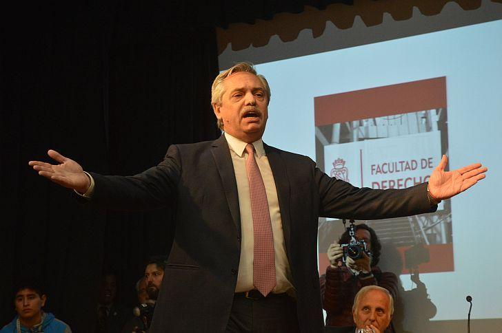 Alberto Fernández ya pareciera que fue elegido, ya fue investido y que incluso ya empezó a desdecirse de las promesas que había realizado.