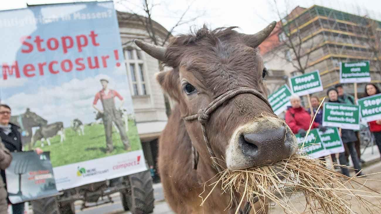 La escena política en Austria frustra el acuerdo UE-Mercosur