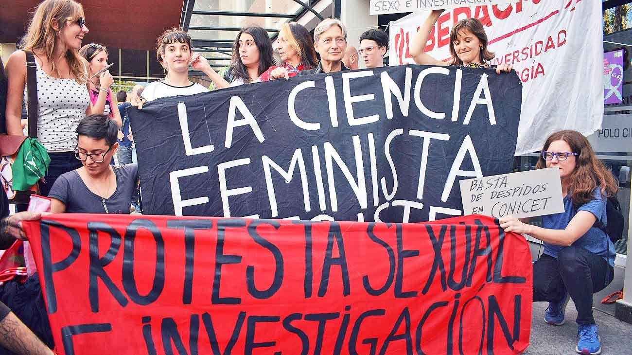 Conicet: se triplicó el número de denuncias por violencia de género