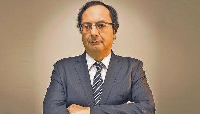 Negociador. De Brun presidía el Banco Central de Uruguay cuando se realizó el canje y participó del toma y daca. Reconoce que la discusión fue dura.