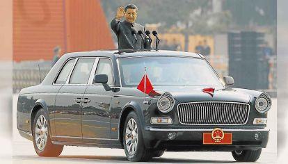 Aniversario. China celebró los setenta años del Partido Comunista en el poder.