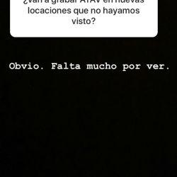 Las respuestas de Caro Aguirre