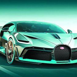 Bugatti Divo: 1.500 CV