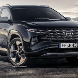 Hyundai Tucson (fuente: Carscoops)