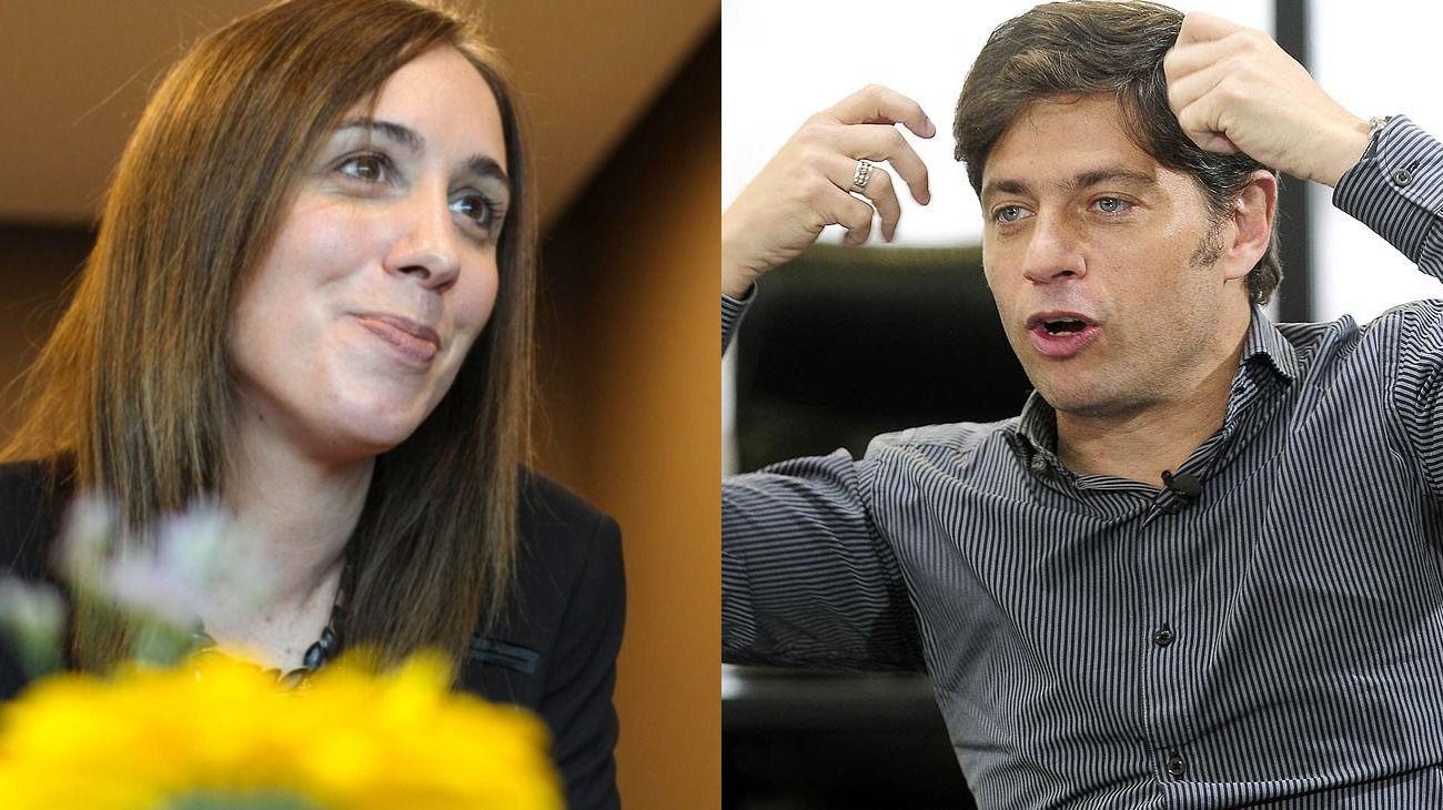 Vidal vs. Kicillof: quién tiene razón sobre la deuda de la Provincia