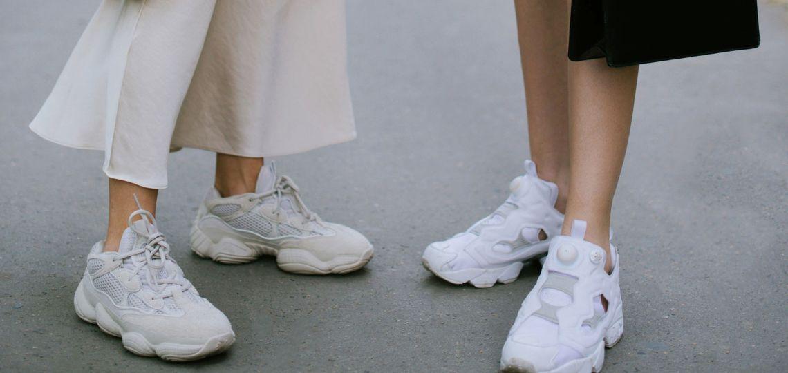 Este es el detalle de tus zapatillas que cambiará por completo tu look