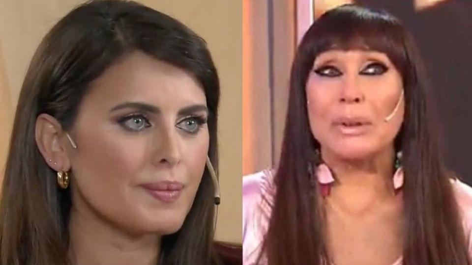 """Moria Casán usó su lengua letal contra Silvina Luna: """"Se ve que un mes de vacaciones no le alcanzó"""""""