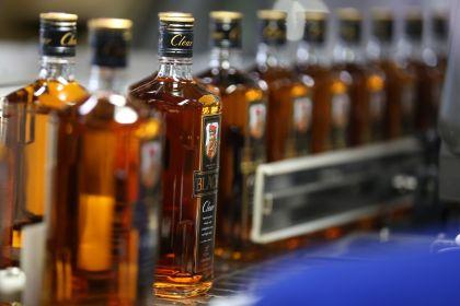 Inside The Nikka Whisky Plant Ahead of Asahi Group First-half Earnings Announcement