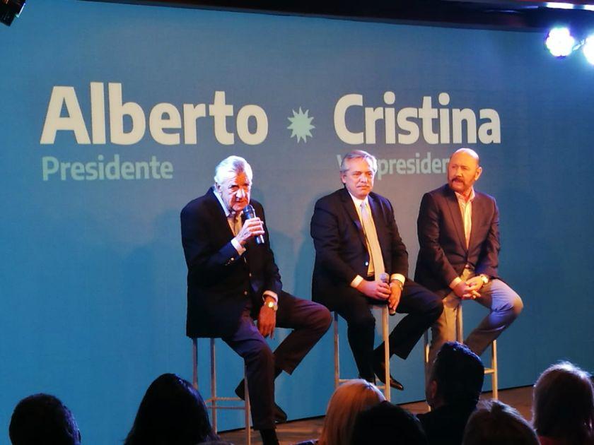 Alberto Fernández aseguró que Cristina no influirá en el armado del Gabinete