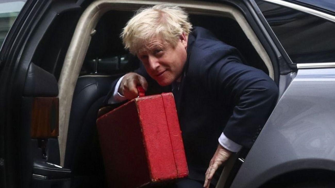 Boris Johnson anuncia que se llegó a un acuerdo por el Brexit con la Unión Europea