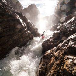 A lo largo de más de dos meses, el equipo recorrió en kayak más de nueve ríos.