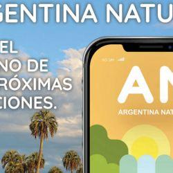 Nueva aplicación para recorrer los Parques Nacionales