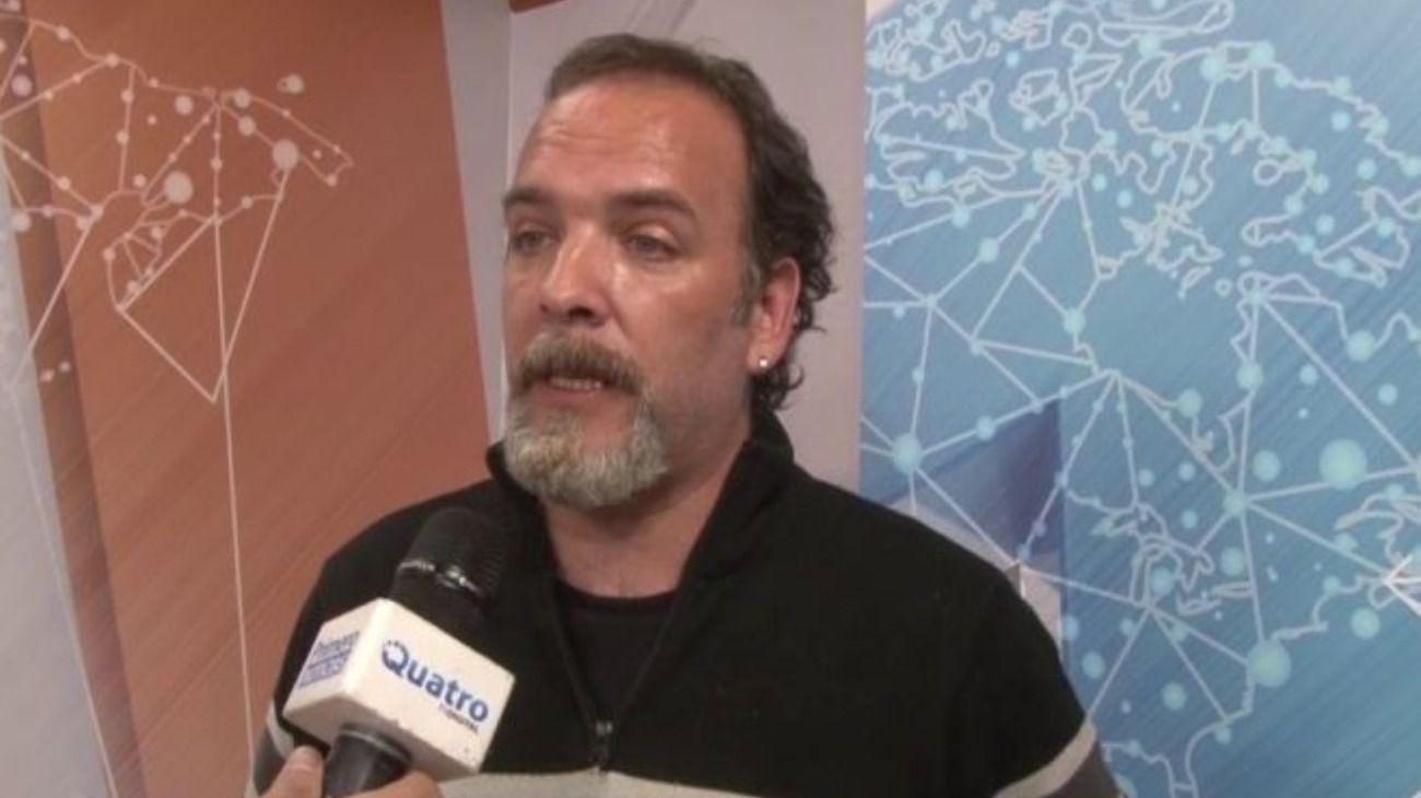 El experto informático Javier Smaldone.