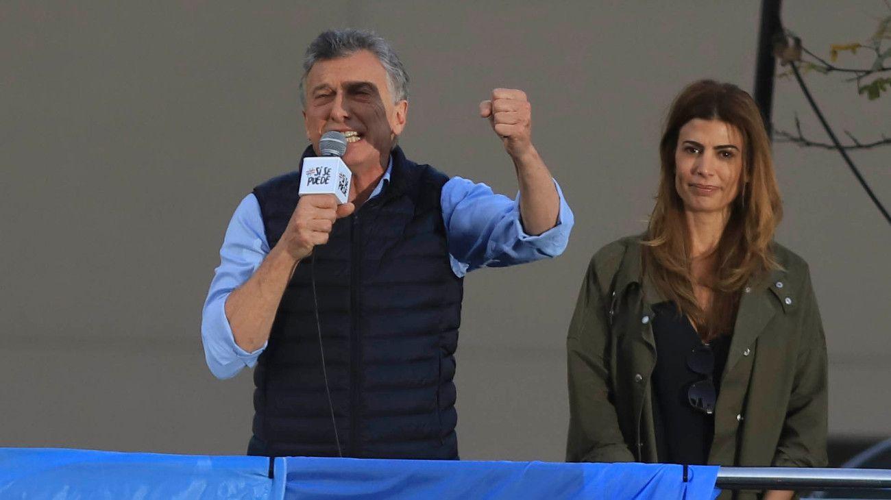 """Macri encabezó un acto en Neuquén y apeló a Dios: """"Nos da fuerza todos los días"""""""