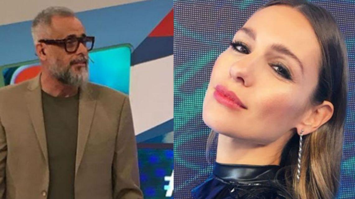 """Jorge Rial, durísimo contra Pampita: """"Es una zorra"""""""