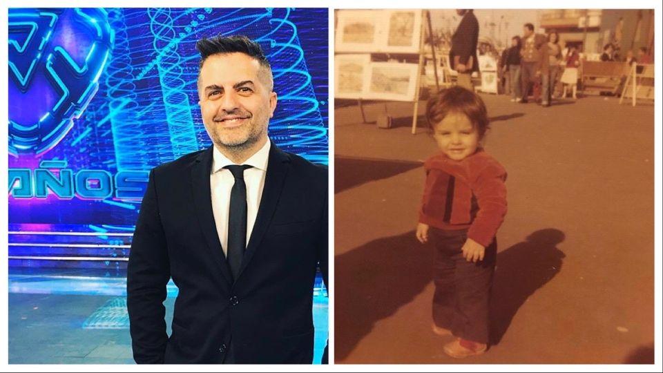 Angel de Brito antes y después