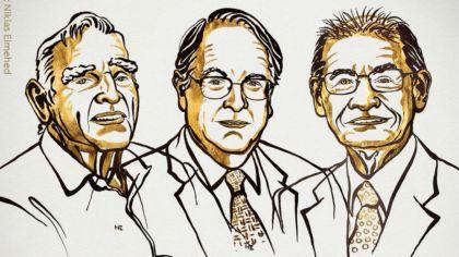 El estadounidense John Goodenough, el británico Stanley Whittingham y el japonés Akira Yoshino fueron reconocidos por la academia sueca.