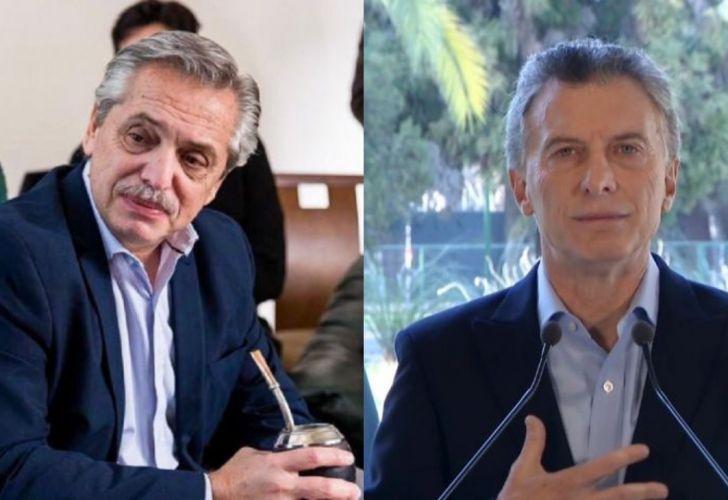 Según una encuesta, la diferencia entre Alberto Fernández y Macri ascendería a 20 puntos