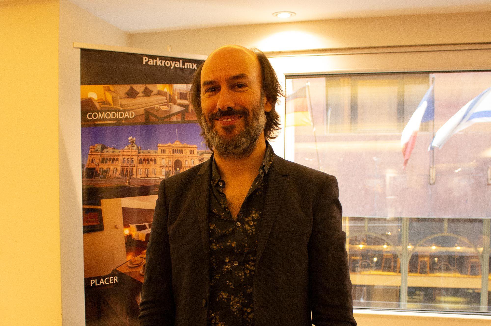 Carlos Núñez, músico y gaitero
