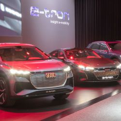 Audi lanzará 30 nuevos autos eléctricos