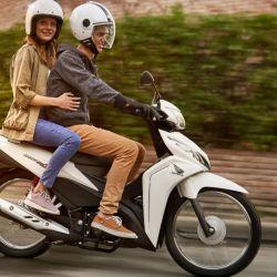 La Honda Wave 110 S, la moto más vendida de la Argentina, está incluida en los planes Ahora 12 y Ahora 18.