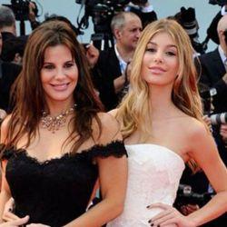 Lucila y Camila, madre e hija