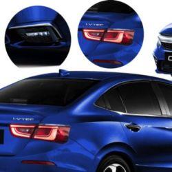 Posible diseño final del Honda City (fuente: CarToq y Key Auto)